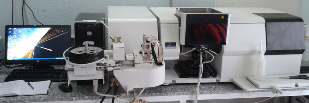 Hệ thống máy quang phổ hấp thụ AAS