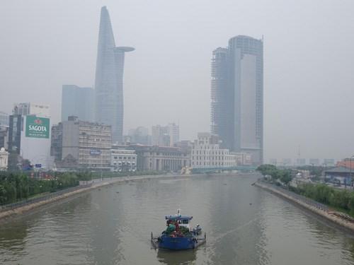 Ô nhiễm môi trường không khí tại hcm