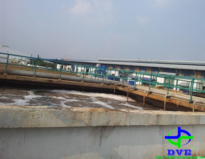 Hệ thống xử lý nước Dệt nhuộm